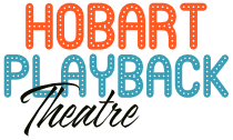 Hobart Playback Theatre Logo